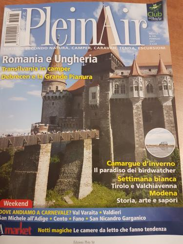 A great article about Modena on the Plein Air february issue  | News